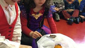 Halloween in Junior Infants