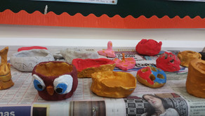 Clay - creative art