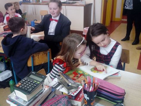 Reading for Fun on World Book Day