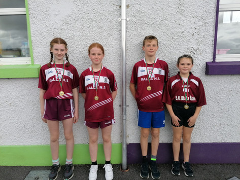 South Mayo Cross Country Championships 2021
