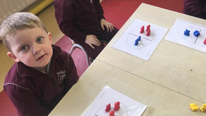 Partitioning in Junior Infants ➕