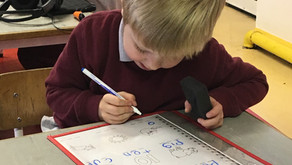 Literacy Stations in Junior Infants