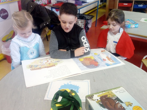 Our favourite book characters came to life...