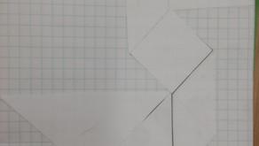 5th Class Tangram Homework