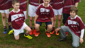 Mayo school's rugby blitz in CRFC