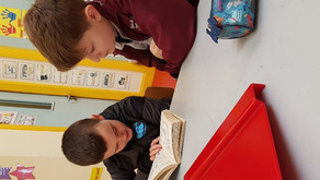 World Book Day in Balla N.S.