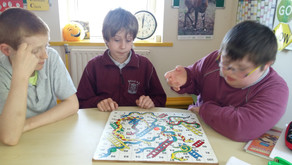 A tough challenge ! Snakes and ladders game