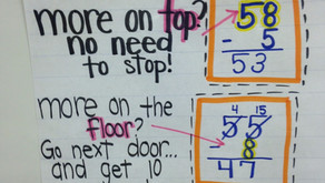 Subtraction Poem for 2nd Class
