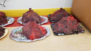 Cross-curricular Volcanoes