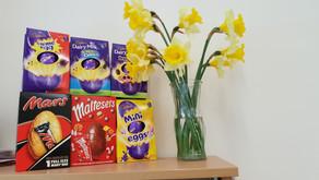 Easter Raffle !!