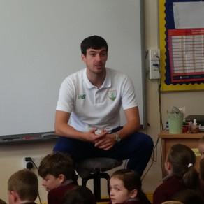 Castlebar Olympic Swimmer Nicholas Quinn