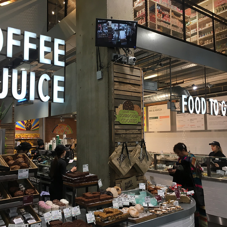 London safari: food-to-go trends and format innovation