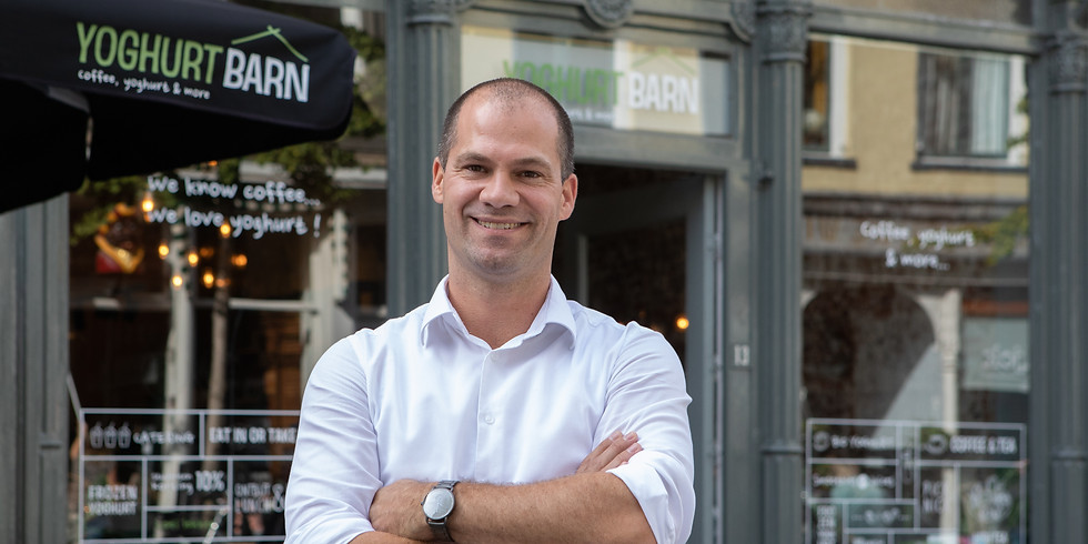 Food-to-go insights webinar with Wouter Staal from Yoghurt Barn