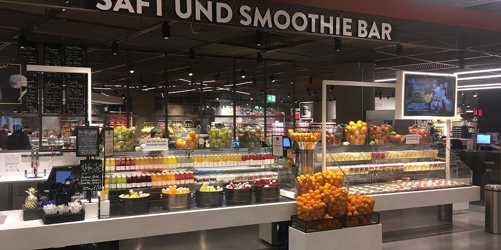 Düsseldorf retail safari: contrasting premium innovation and value focus
