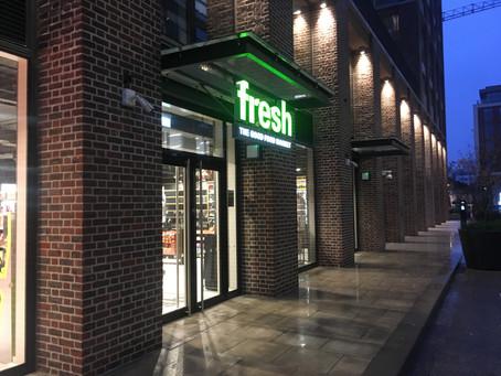 Fresh the Good Food Market, Capital Dock, Dublin
