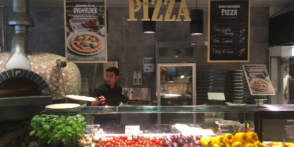 Amsterdam safari: exploring food-to-go/ retail fusion and creating fresh focused stores