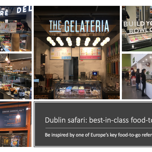 Dublin safari: best-in-class food-to-go in retail