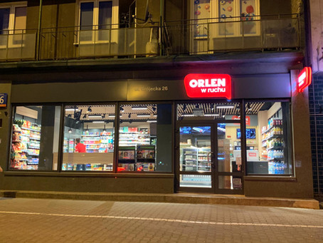 Food format innovation: inside Orlen's new Orlen w Ruchu convenience concept in Poland
