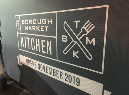 Food halls in London: the snowball effect?