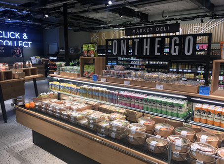 Food-to-go in London: Key themes from our safari