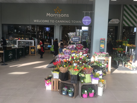 Morrisons Canning Town: a new type of Morrisons format