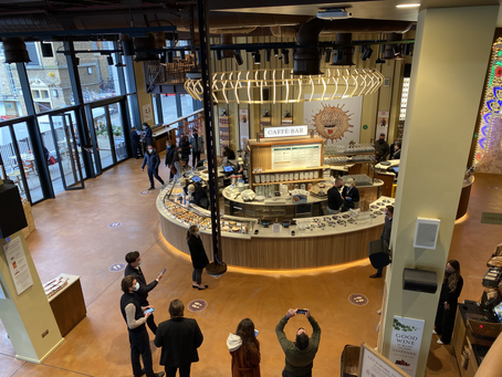 Eataly London: unlocking new food frontiers