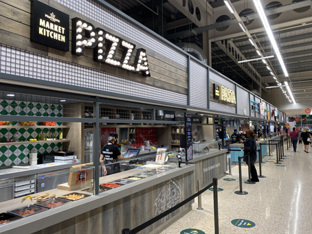 Morrisons Market Kitchen, Edgbaston, Birmingham - a new food-to-go benchmark  in UK retail