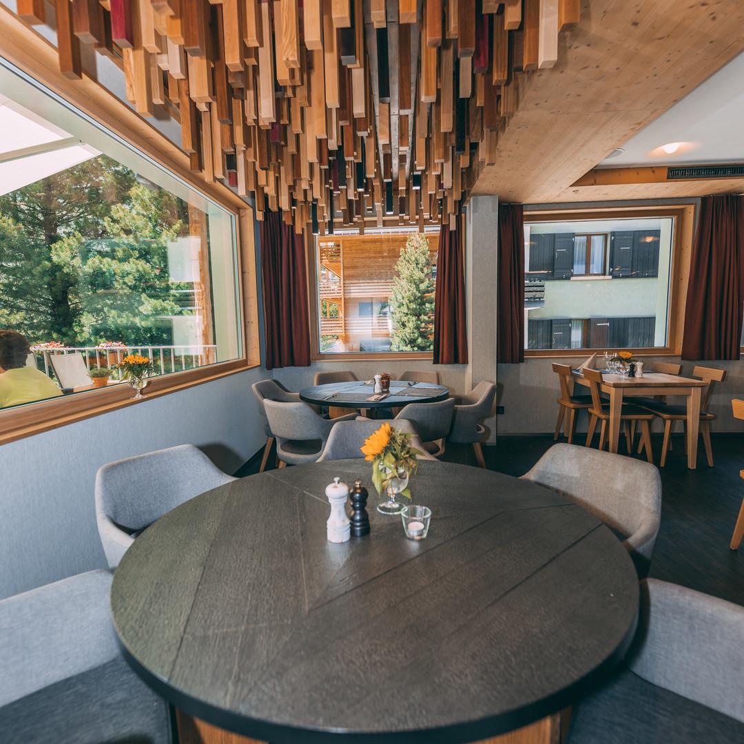 Umbau Restaurant Saas Fee