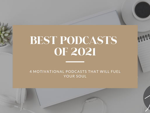 4 Podcasts that will fuel your soul