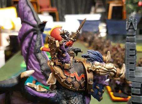 Who do the Free Dwarfs fight ?