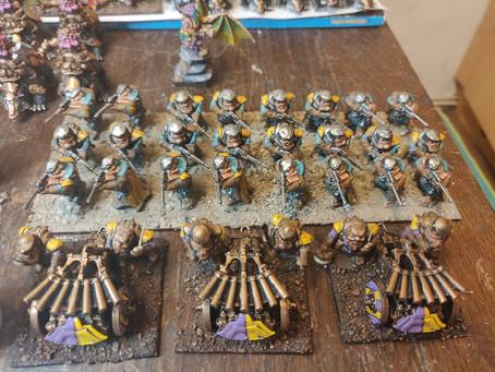Daub a Horde Part Deux
