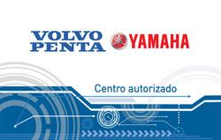 Motores Volvo Penta e Yamaha