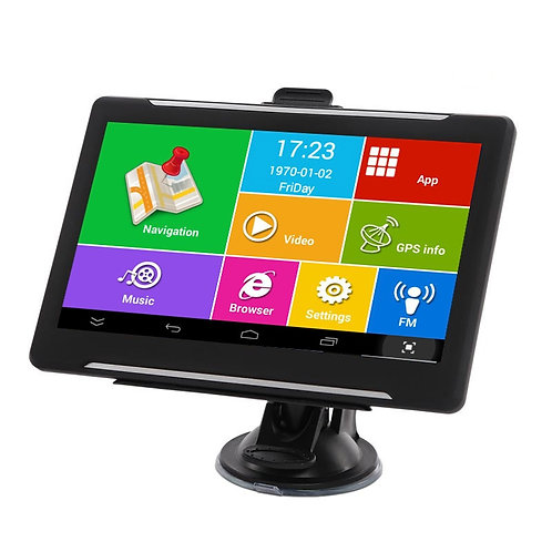 """7"""" Inch Android Navigator GPS"""