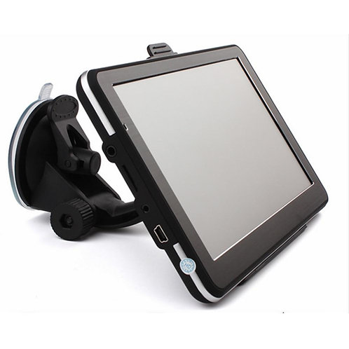 """5""""/ 7"""" Inch Android Quad Core GPS Navigation System"""