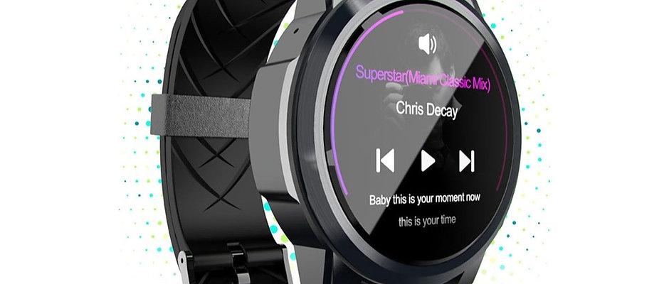 X360 4G LTE Smartwatch
