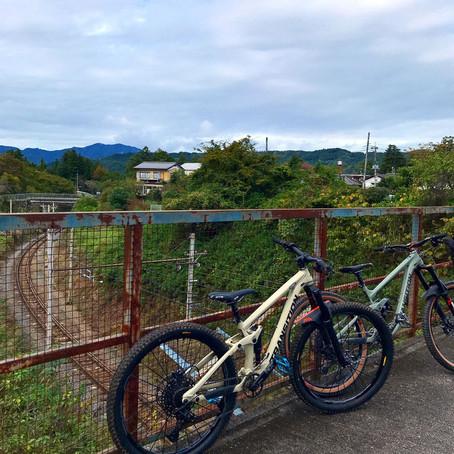 街乗り自転車もメンテナンス