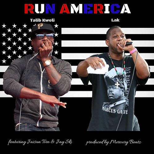 The Youth Run America | Smart Hiphop Global | Educational Hiphop