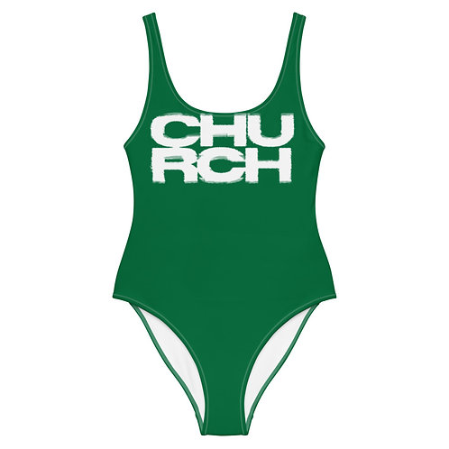 Church One-Piece Leprechaun