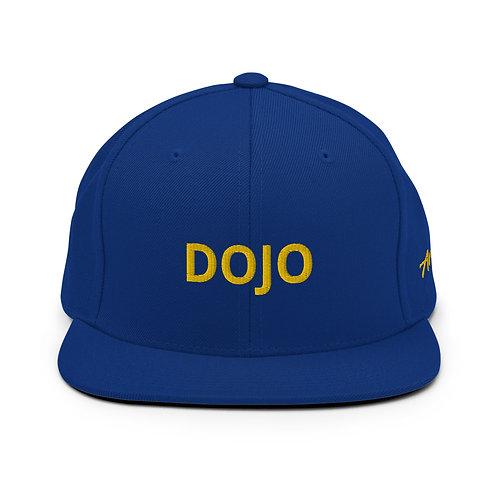 Royal Blue DOJO Snapback Hat