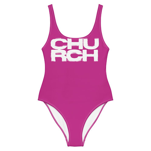 Church One-Piece Bombshell