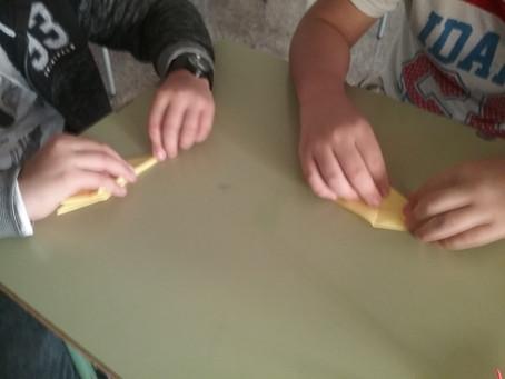 1 Origami = 1 Euro