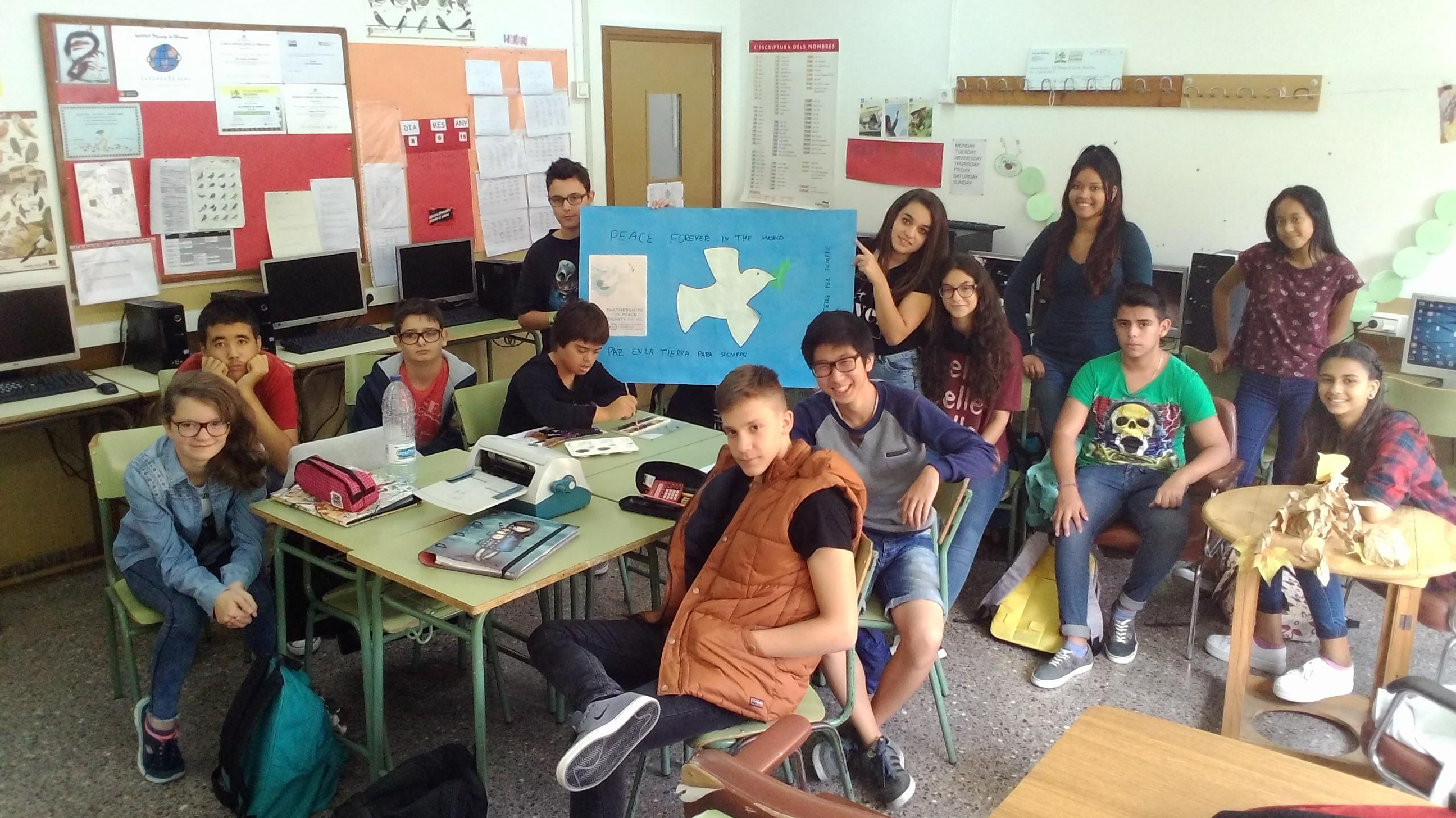 R&S Escola Princep de Girona - Barcelona -Spain