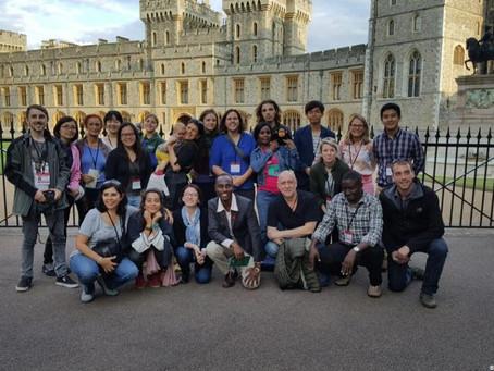 Reunión global de Raíces y Brotes en Windsor, Inglaterra.