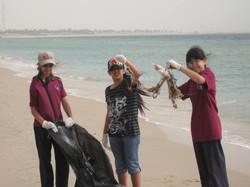 QATAR Beach front 3