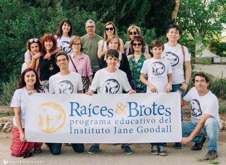 """Celebramos el 29º aniversario del programa educativo """"Raíces & Brotes"""""""