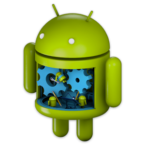 Android Digital Solutions:  Advanced course in programming mobile applications for the digital econo