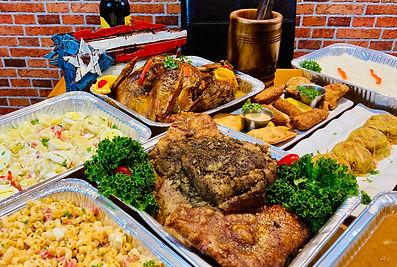Latin Flavor Restaurant Family Packages