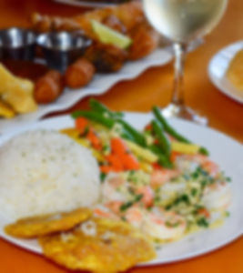 Scampi Shrimp - Latin Flavor