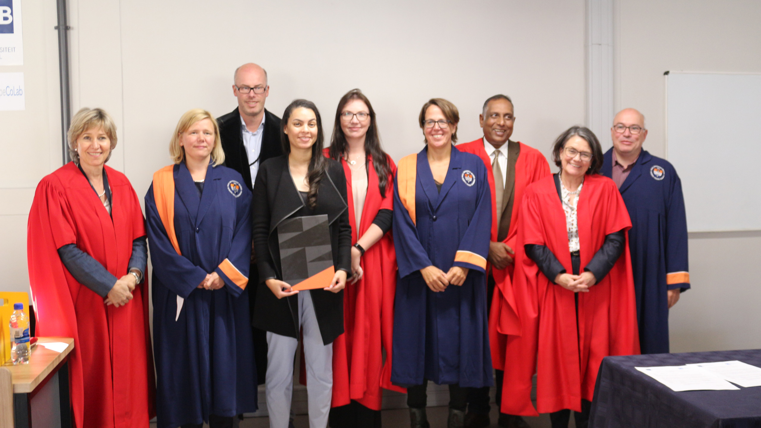 Phd Jury of Dr Carlynn Pokpas