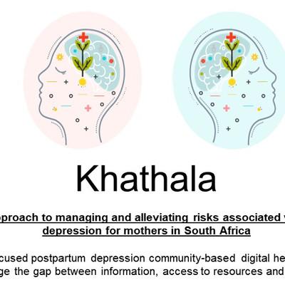 Khathala: Addressing Post-Natal Depression